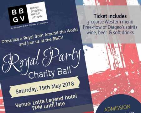 "BBGV: ""Royal Party"" Charity Ball"