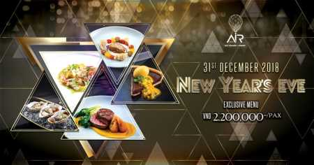 AIR 360 SKY LOUNGE : SPECIAL NEW YEAR'S EVE PARTY
